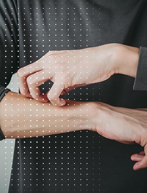 Hautreizung - Clinique DELC