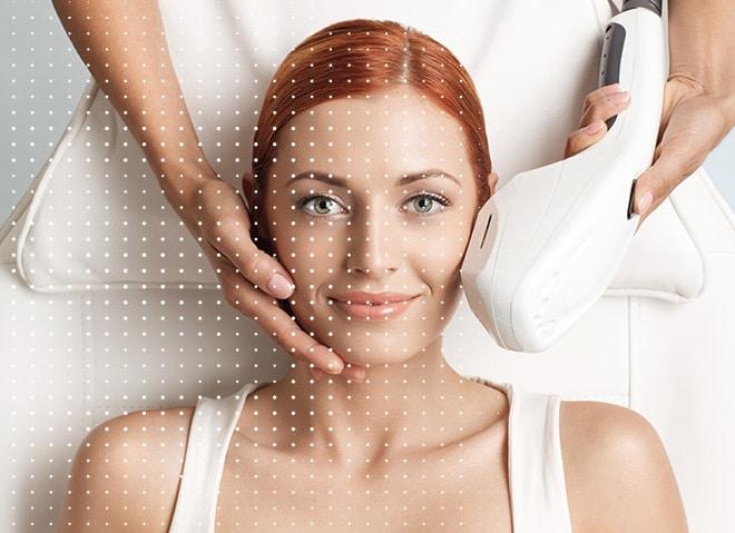 Gesichtsbehandlung Laser - CLINIQUE DELC